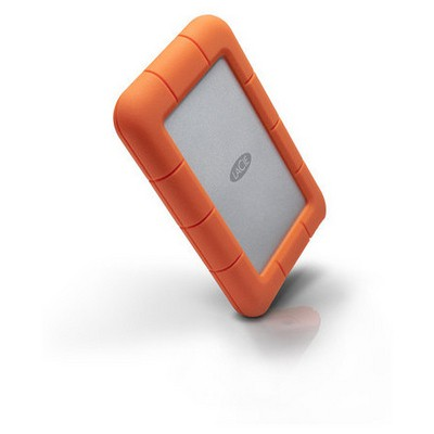 LaCie 4TB Rugged Mini Taşınabilir Disk (LAC9000633)
