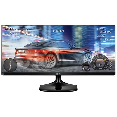 "LG 34UM58-P UltraWide 34"" 5ms 2560x1080 IPS Monitör"