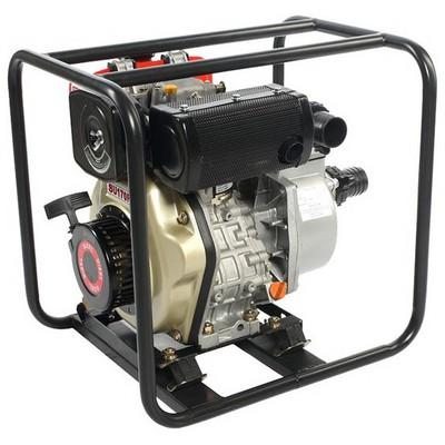 Palmera Hp100De Su Motoru 4'' Dizel,Marşlı Su Motoru & Hidrofor