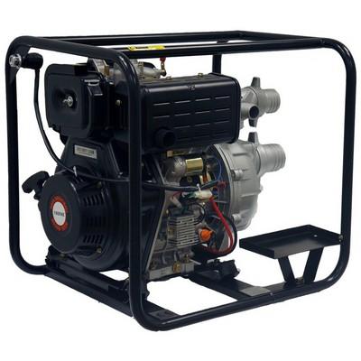 "Palmera Hp80Xle 3"" Yüksek Basınçlı Su Motoru Klep.Marşlı"