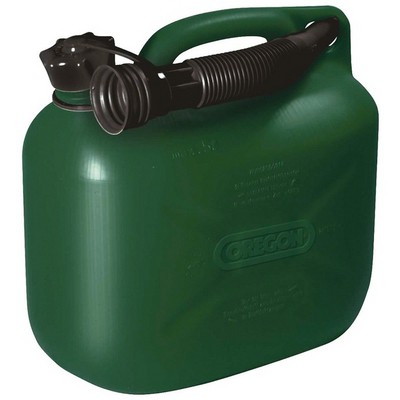 Oregon Benzin Bidonu 5Lt Yeşil Bahçe Makina Aksesuar
