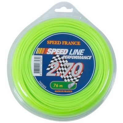 Speed Misina 2.70Mm 76M Yeşil Yuvarlak Bahçe Makina Aksesuar