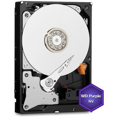 WD Purple NV 6TB Surveillance Disk (WD6NPURX)