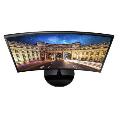 """Samsung C24F390FHM 23.5"""" Full HD Curved Monitör"""