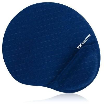 TX  ACMPAD01DB ErgoPad Plus Bilek Jel Destekli Lacivert Mousepad (250x220x5mm)