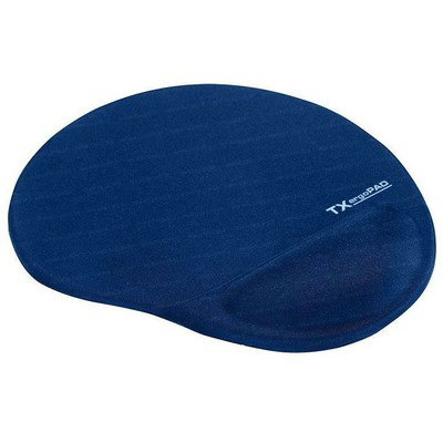 TX Acmpad01db Ergopad Plus Bilek Jel Destekli Lacivert Mousepad (250x220x5mm) Mouse Pad