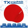 ACMPAD01RD ErgoPad Plus Bilek Jel Destekli Kırmızı