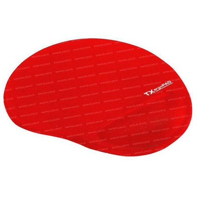 TX Acmpad01rd Ergopad Plus Bilek Jel Destekli Kırmızı Mousepad (250x220x5mm) Mouse Pad