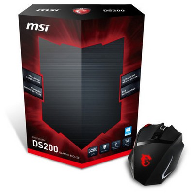 MSI Interceptor DS200 Kablolu Gaming Mouse
