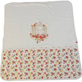 Baby Center S71334 Cam Güzeli Bebek Battaniye Pudra Yorgan