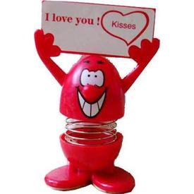 Parti Paketi Koca Kafadan Mesaj, I Love You Parti Hediyesi