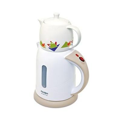 Fantom Çay Saati CY1300 Otomatik  (Pembe) Çay Makinesi