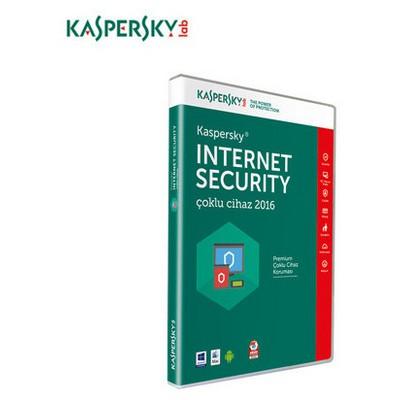 Kaspersky Internet Security, 2016, Türkçe, 2 Kullanıcı Güvenlik Yazılımı