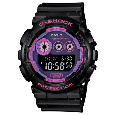 Casio Gd-120n-1b4dr G-shock Erkek Kol Saati
