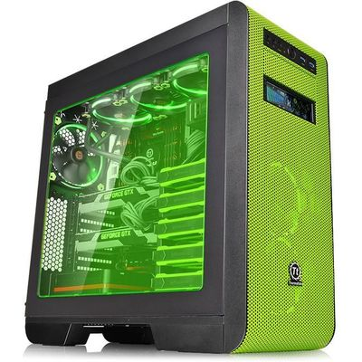 Thermaltake Core V51 Riing Mid Tower Kasa (CA-1C6-00M8WN-00)