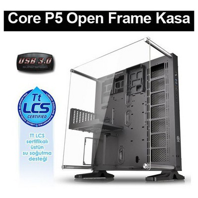 Thermaltake Core P5 Mid Tower Kasa (CA-1E7-00M1WN-00)
