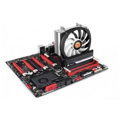 Thermaltake Cl-p002-al14bl-b Frio Silent 14cm lı Cpu Soğutucu Intel Lga2011/1366/115x/775 Amd Fm2/amd Serisi Fan