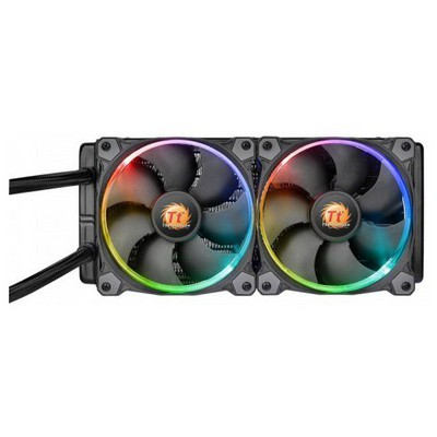 Thermaltake Cl-w107-pl12sw-a Water 3.0 Riing Rgb lı 240mm Su Soğutma Kiti Fan