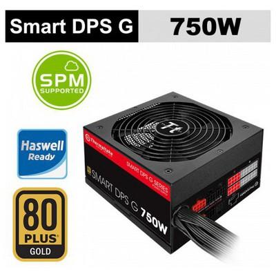 Thermaltake Smart Digital DPS G 750W 80+ Gold Modüler 14cm Fanlı PSU Güç Kaynağı