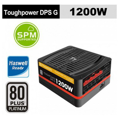 Thermaltake Ps-tpg-1200dpcpeu-p Toughpower Grand Digital Dps G 1200w 80+ Platinum Full Modüler Psu Güç Kaynağı