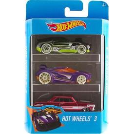 Hot Wheels Üçlü Araba Seti Model 22 Arabalar