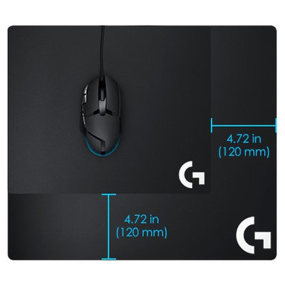 Logitech G640 Cloth Gamıng Mousepad 943-000090