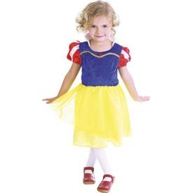 Parti Paketi Pamuk Prenses Kostümü, 3-4 Yaş Kız Çocuk Kostümleri