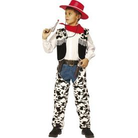 Parti Paketi Kovboy Kostümü, Erkek Çocuk 4-6 Y Erkek Çocuk Kostümleri
