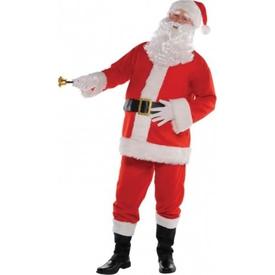 Parti Paketi Noel Baba Kostümü, Yetişkin S/m Yetişkin Kostümleri