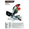 Black & Decker BPSM1510 1500Watt 254mm Profesyonel Gönye Testere