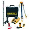 Dewalt Dw075pk Profesyonel Yatay Ve Dikey Otomatik Hizalamalı Rotatif Lazer Distomat