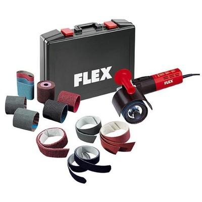 Flex Flp1503vrset Metal Yüzey Parlatıcı, 1200w Zımpara / Polisaj