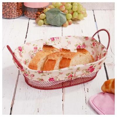 İhouse 1048 Ekmek Sepeti Somon Saklama Kabı
