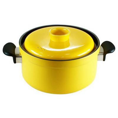ihouse-14009-stonware-4000ml-tencere-26cm-sari