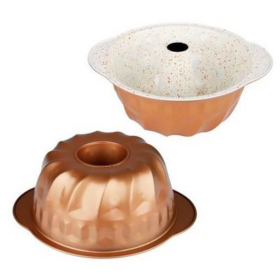 ihouse-1960kk10-seramik-kek-kalibi-26cm-kahverengi