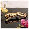 İhouse 21182 Dekoratif Biblo Altın Ev Gereçleri