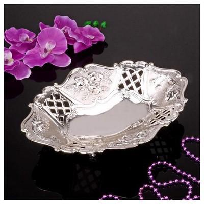 İhouse 25016 Gümüş Meyvelik Gümüş Küçük Mutfak Gereçleri