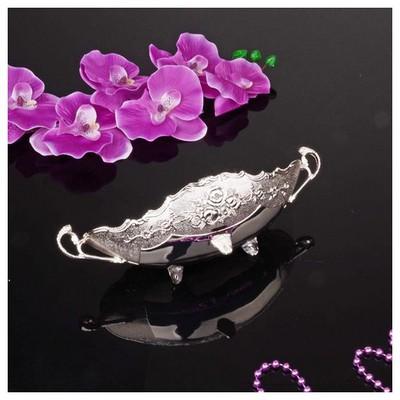 İhouse 25028 Gümüş Gondol Gümüş Gondol / Şekerlik