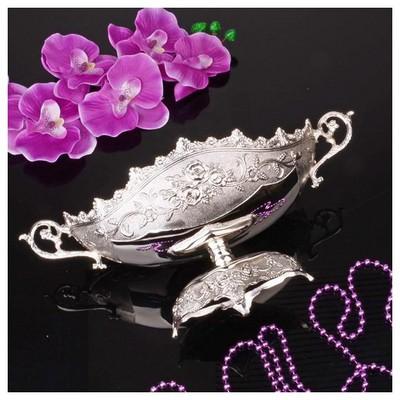 İhouse 25119 Gümüş Meyvelik Gümüş Servis Gereçleri