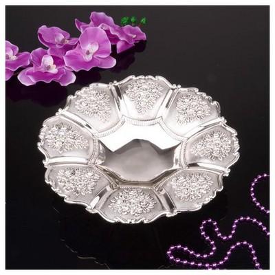 İhouse 25123 Gümüş Meyvelik Gümüş Servis Gereçleri