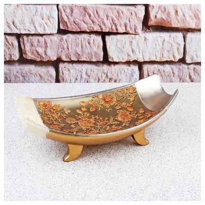 ihouse-31510-dekoratif-meyvelik-gold