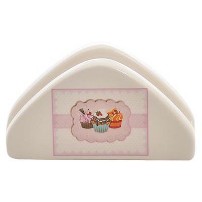 İhouse 31908 Seramik Peçetelik Krem Küçük Mutfak Gereçleri