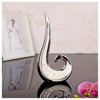 İhouse 4150 Dekoratif Obje Gümüş Dekoratif Süs