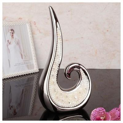 İhouse 4151 Dekoratif Obje Gümüş Dekoratif Süs
