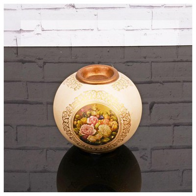 ihouse-4163-dekoratif-samdan-krem