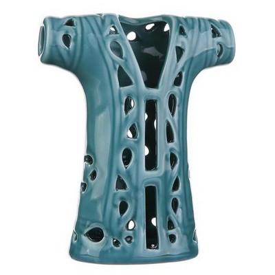 İhouse 43173-c Seramik Dekoratif Kaftan Mavi Dekoratif Ürünler