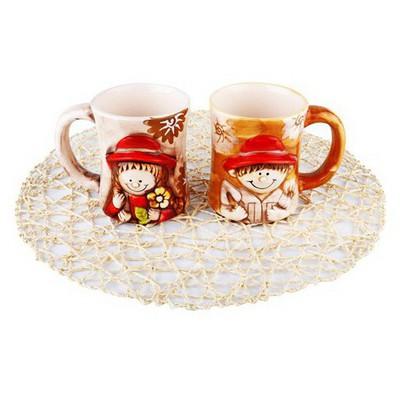 ihouse-52032-dekorlu-seramik-kupa-sari