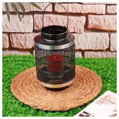 ihouse-52913-dekoratif-mumluk-siyah