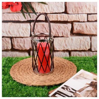 ihouse-52941-dekoratif-mumluk-cam