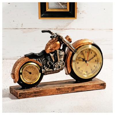 İhouse 54211 Dekoratif Masa Saati Sarı